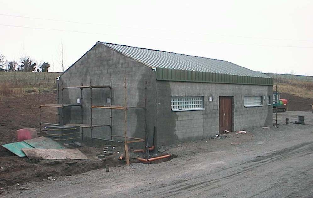 Club house Jan 2002