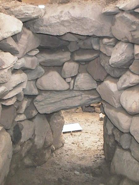 June Dig chamber2 entrance 2