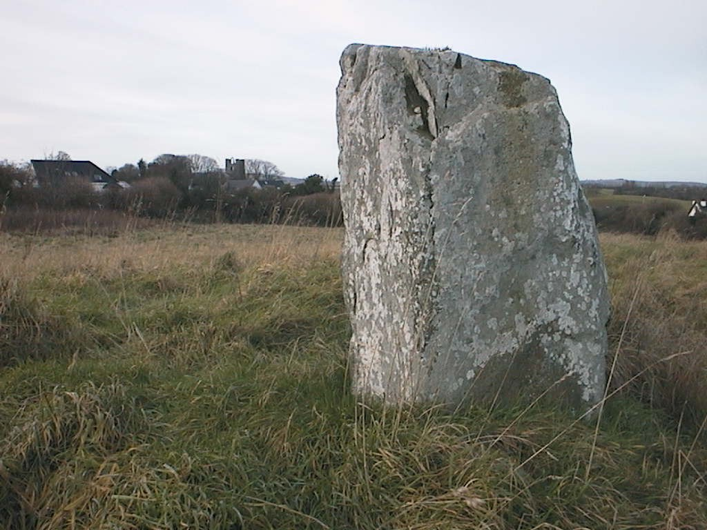 Standing Stone Church at Back