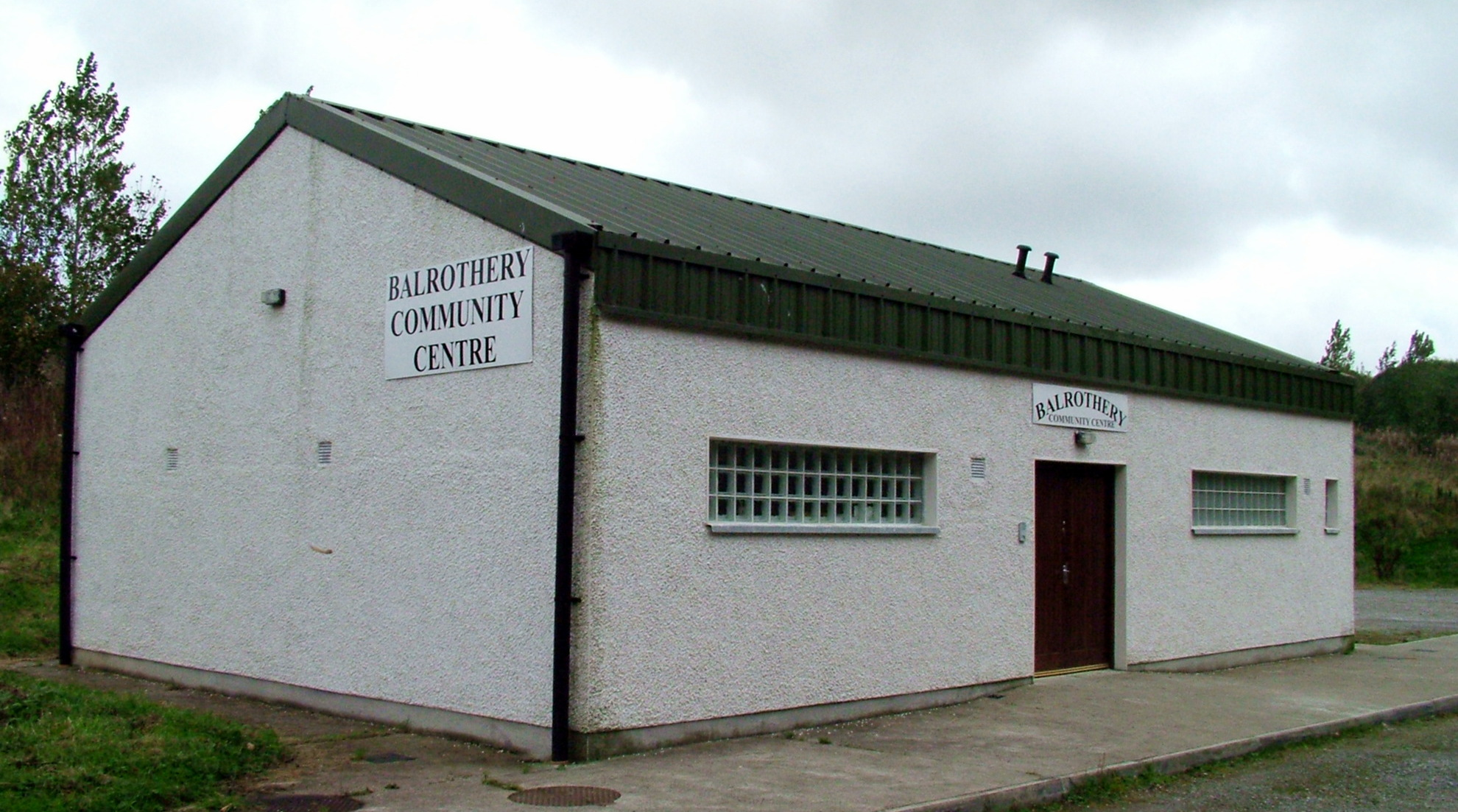 Balrothery Community Centre 2004