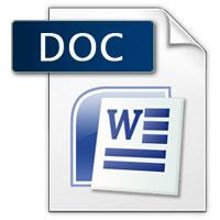 word doc