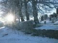 Balrothery Church Sun