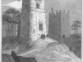 Balrothery Tower Castle 1833